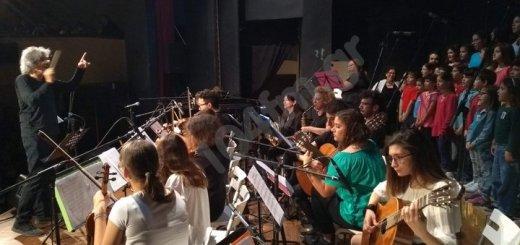 Νίκος Κυπουργός, εμπειρία ζωής για τους μαθητές του Ωδείου Τέχνης Κρήτης