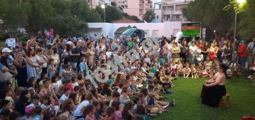 10ο παιδικό φεστιβάλ Αγίου Νικολάου