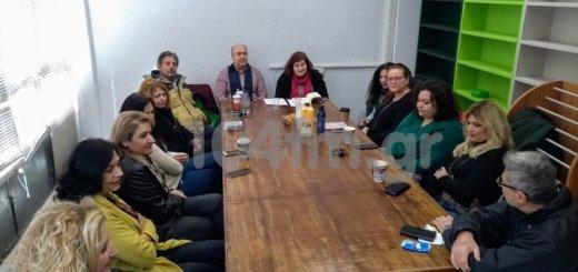 Πρώτη συνάντηση επιτροπής εθελοντισμού και κοινωνικών θεμάτων