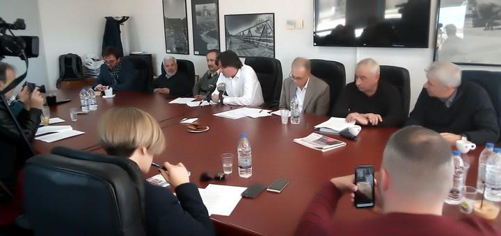 απερχόμενο Διοικητικό Συμβούλιο του Οργανισμού Ανάπτυξης Κρήτης, απολογισμός