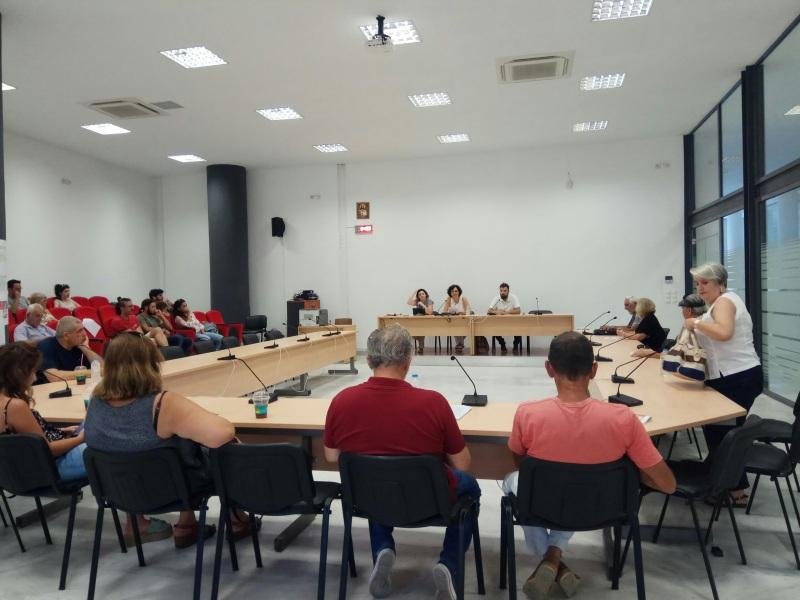 εξελίξεις και επιπτώσεις του ενεργειακού σχεδιασμού του κεφαλαίου στην περιοχή της Κρήτης και την πρόταση του ΚΚΕ