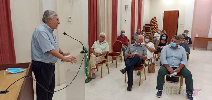 Αντώνης Ν. Βγόντζας, ένα αληθινός δημοκράτης
