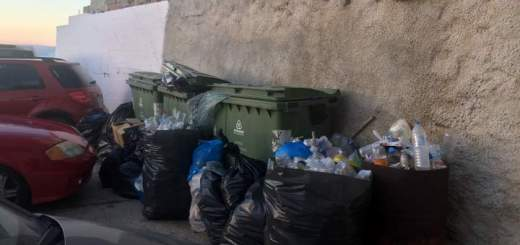 Μονή Φανερωμένης: αυτά τα σκουπίδια, ποιος θα τα πάρει;