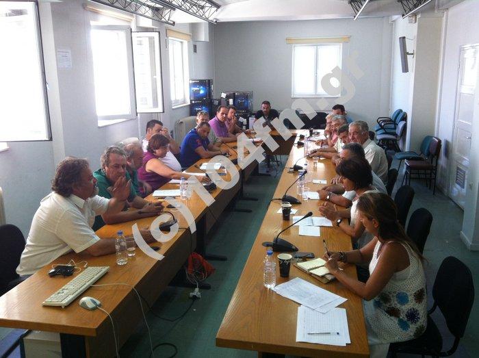 σύσκεψη για τις επιπτώσεις του Ρωσικού εμπάργκο στο Λασίθι