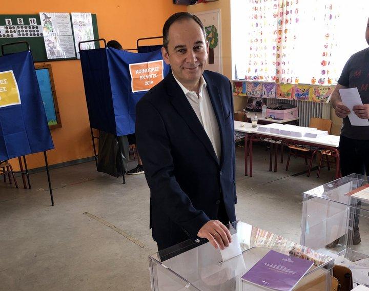 Πλακιωτάκης για το εκλογικό αποτέλεσμα στο Νομό Λασιθίου