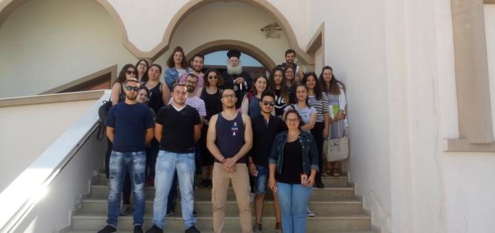 Εκπαιδευτική εκδρομή φοιτητών στο BIC Κρήτης