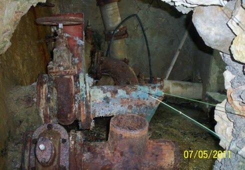 υδραγωγείο Ιεράπετρας