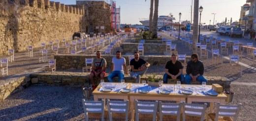 Άδειες καρέκλες και στην Ιεράπετρα