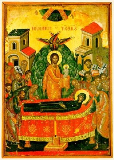 Κοίμησις Θεοτόκου, εγκύκλιος μητροπολίτη Ιεραπύτνης και Σητείας