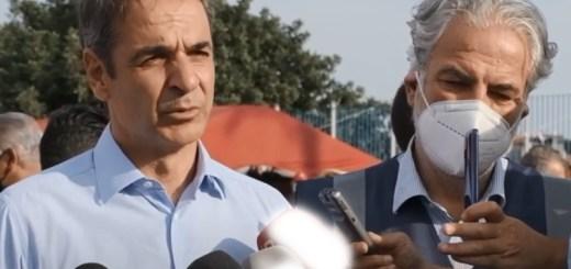 Άμεσα μέτρα στήριξης και αποκατάστασης των περιοχών της Κρήτης που επλήγησαν από το σεισμό της 27ης Σεπτεμβρίου 2021