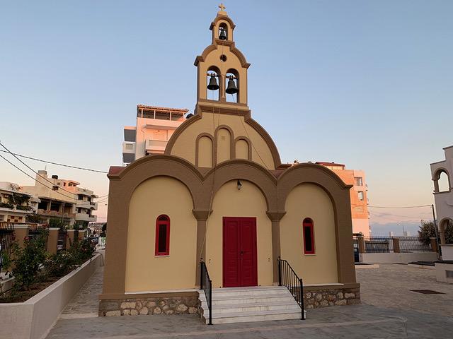Πανήγυρη Ιερού Ναού Οσίου Ιωάννου του Ερημίτου Ιεράπετρας