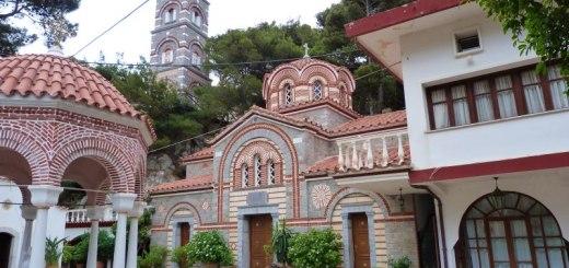 Μονή Αγίου Γεωργίου Σελλινάρι, παρακαλεί τους προσκυνητές να μην προσέλθουν