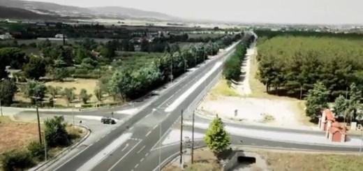 πρόγραμμα έργων οδικής ασφάλειας σε όλη τη χώρα