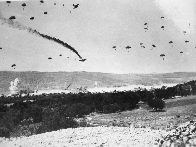 79η επέτειος της μάχης της Κρήτης - 2020