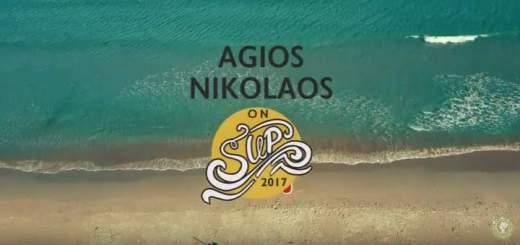 Agios Nikolaos on SUP 2017Agios Nikolaos on SUP 2017