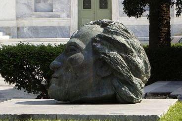 Το μνημείο του Πολυτεχνείου