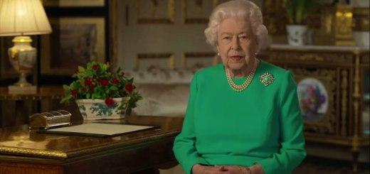 Διάγγελμα της Βασίλισσας Ελισάβετ λόγω κορωνοϊού