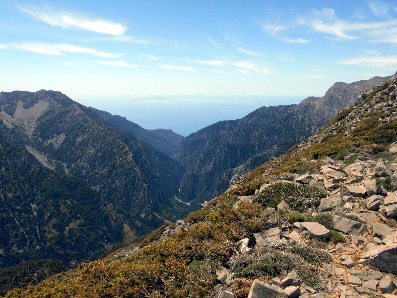 Το φυσικό περιβάλλον και ο τουρισμός στην Κρήτη: τροχοπέδη ή προοπτική ανάπτυξης;