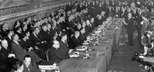 Για την επέτειο υπογραφής της Συνθήκης της Ρώμης