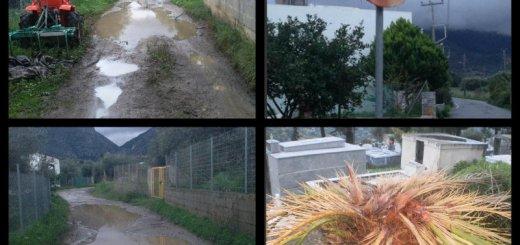 Σίσι, Βραχάσι, εικόνες εγκατάλειψης