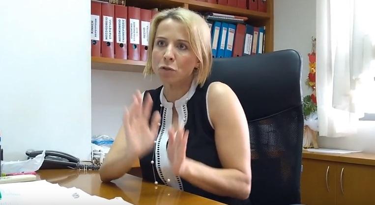 Μαρία Σπινθούρη, δύο χρόνια επικεφαλής των νοσοκομείων Λασιθίου