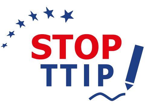 σταματήστε την Διατλαντική Συμφωνία Εμπορίου