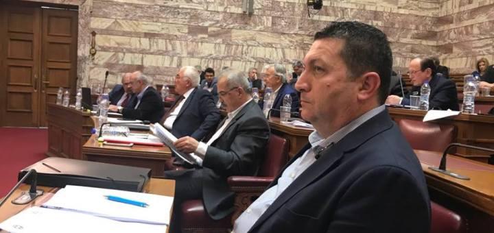 ο δήμος Χερσονήσου για τις γουρούνες στη Βουλή