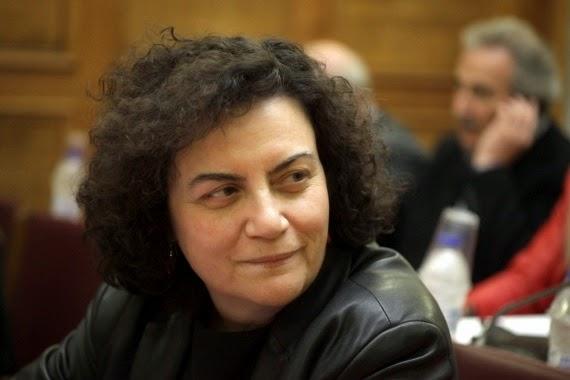 η αναπληρώτρια Υπουργό Οικονομικών, Νάντια Βαλαβάνη