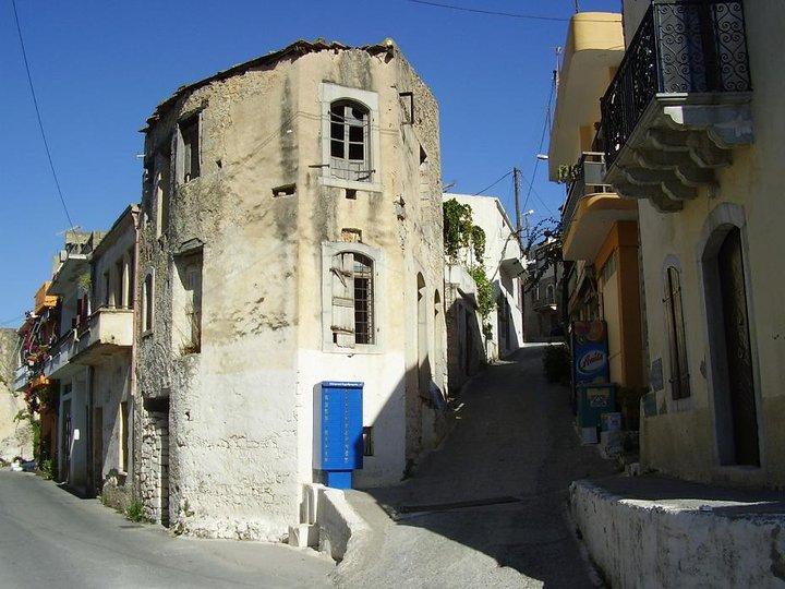 άποψη σημείου του χωριού