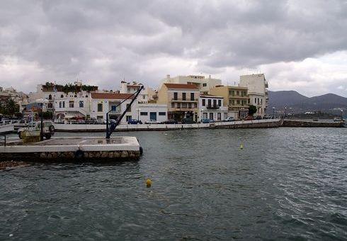 λιμάνι Αγίου Νικολάου