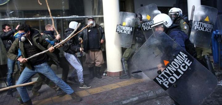 Αγροτικό συλλαλητήριο στην Αθήνα, αντί σχολίου