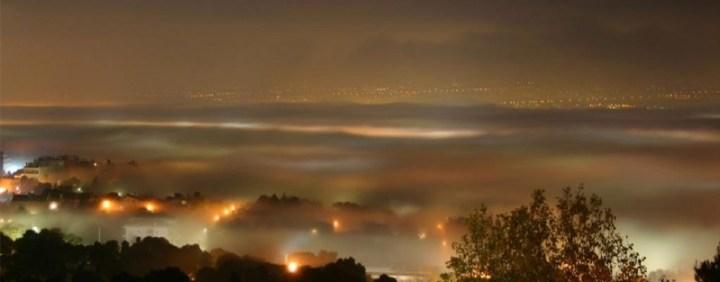 και στον κάμπο των Ιωαννίνων η αιθαλομίχλη