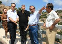 από αριστερά, Μπρεδάκη (πίσω), Αναστασάκης, Καρχιμάκης, Αγαπάκης