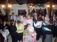 Χορός μέχρι πρωίας