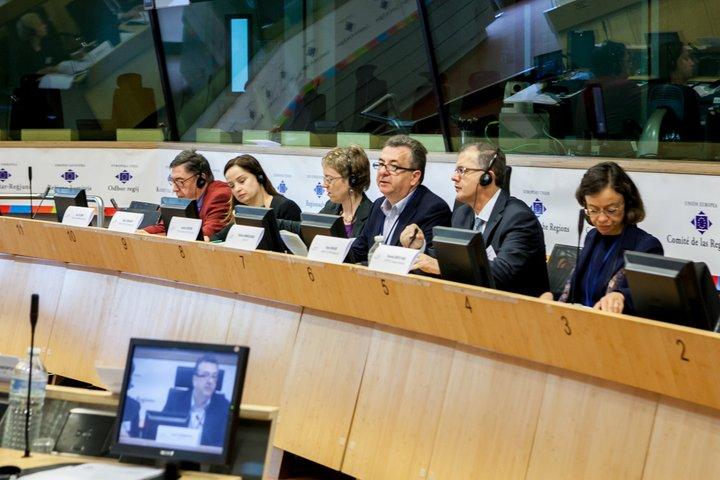 Με την προεδρία του Σταύρου Αρναουτάκη η πρώτη συνεδρίαση στις Βρυξέλλες της Επιτροπής για τη Βιώσιμη Εδαφική Ανάπτυξη της Μεσογείου