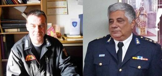 Ευχαριστήριο του δημάρχου Ιεράπετρας προς τους Αρχιπύραρχους εν αποστρατεία κ. Βασιλάκη και κ. Καράμπελα