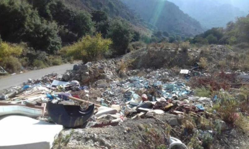 αναφορές για περιβαλλοντικές παραβάσεις και ανταπόκριση υπηρεσιών