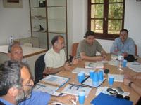 Σύσκεψη οργανωτικής επιτροπής