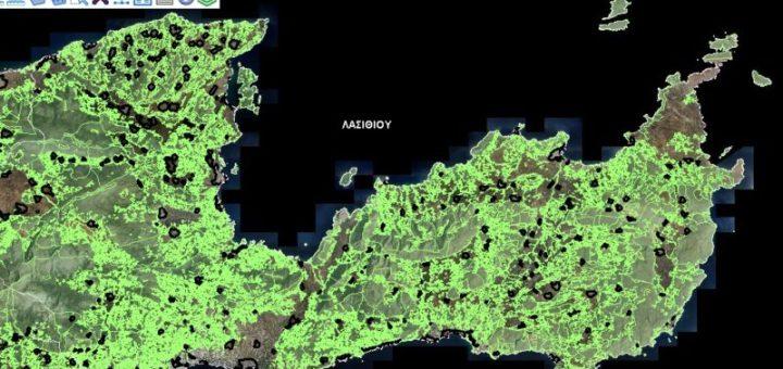 ερωτήσεις - απαντήσεις για την κατανόηση του δασικού χάρτη μέρος Β'