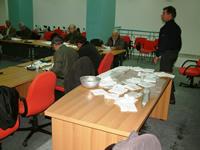 Δημοτικό Συμβούλιο εν μέσω πλυμήρας