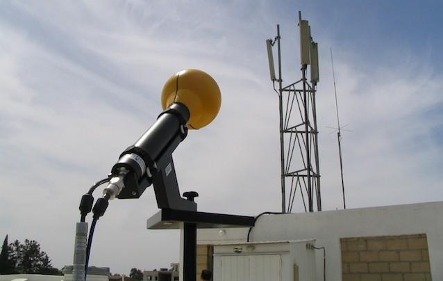 σύστημα μέτρησης ηλεκτρομαγνητικής ακτινοβολίας