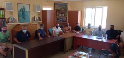 Ενιαίος αγροτικός σύλλογος για προστασία της περιοχής από ενδεχόμενη πρόκληση πυρκαγιάς
