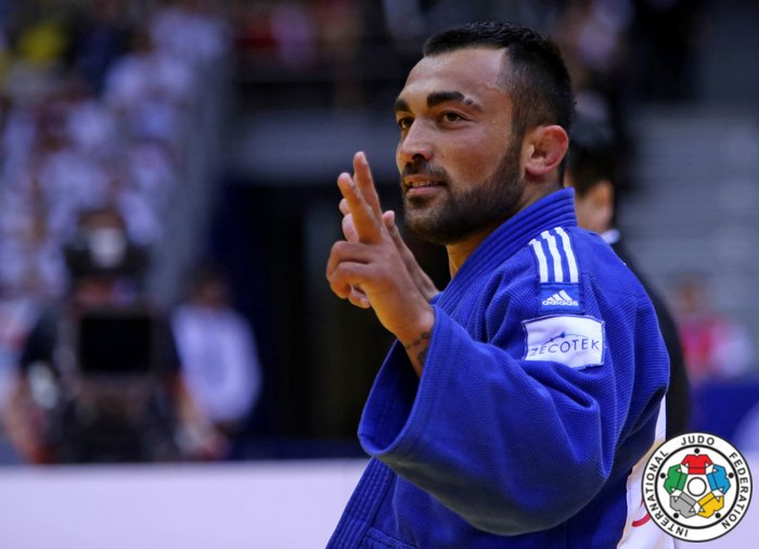 Πρωταθλητής κόσμου στέφθηκε για τρίτη φορά στην καριέρα του ο Ηλίας Ηλιάδης