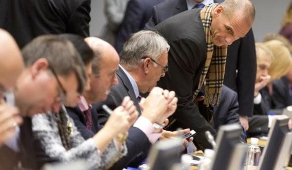 από προηγούμενη συνεδρίαση του Eurogroup