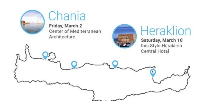 To Startup Europe Week Crete για πρώτη φορά στον Άγιο Νικόλαο