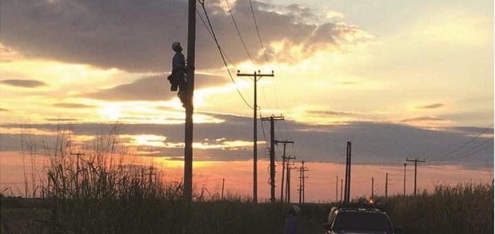 Διακοπή ηλεκτρικού ρεύματος από Βαϊνιά μέχρι Παχεία Άμμο και Καβούσι