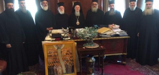 Η εκκλησία της Κρήτης στο Φανάρι για τα 25χρονα ΑΘΠ
