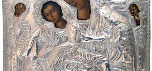 Ιερά πανήγυρη Ιερού Ναού Παναγίας Ελεούσας πόλεως Ιεράπετρας