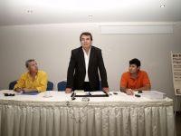 από τη συνάντηση από αριστ. Χαλκιαδάκης, Φωτόπουλος, Τζαγκουρνής