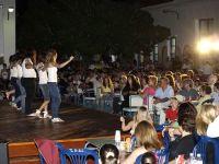 γλέντι, χορός, μεγάλη συμμετοχή στη γιορτή